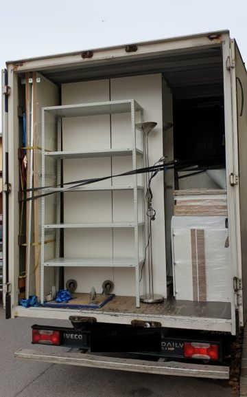 Firmenumzug Wien mit Extra Möbelpacker